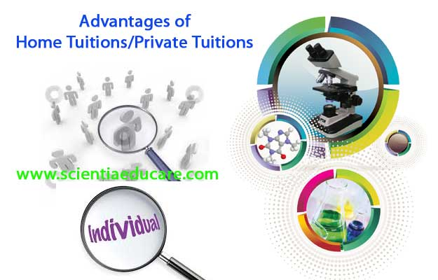 Advantages Of  Home Tuition Or Private Tuition Or Individual Tuition