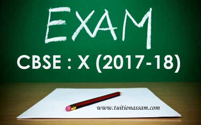 New Marking System For CBSE Class: X 2017-18 Academic Session