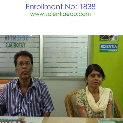 Enrollment No: 1838