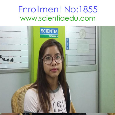 Enrollment No: 1855