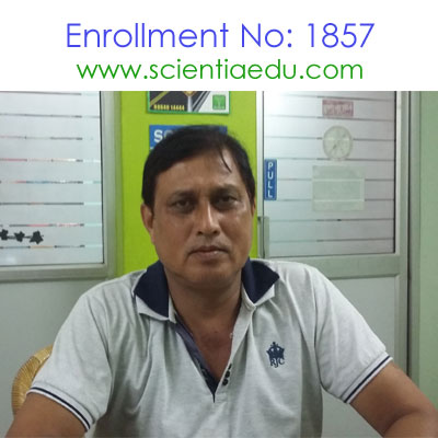 Enrollment No: 1857