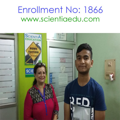 Enrollment No: 1866