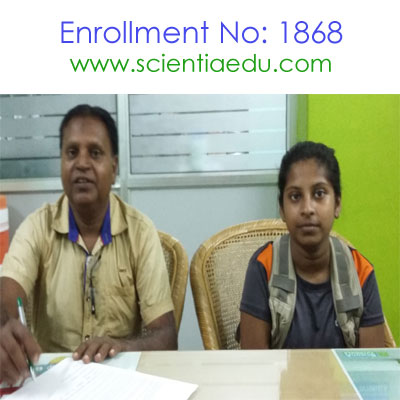 Enrollment No: 1868