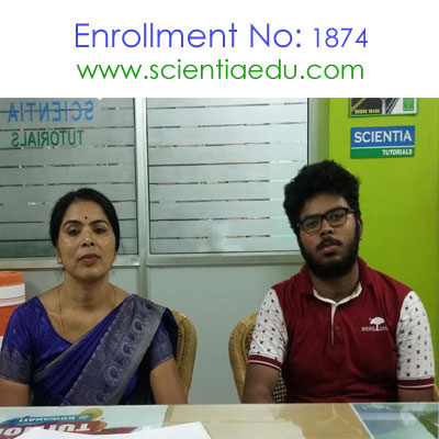 Enrollment No: 1874