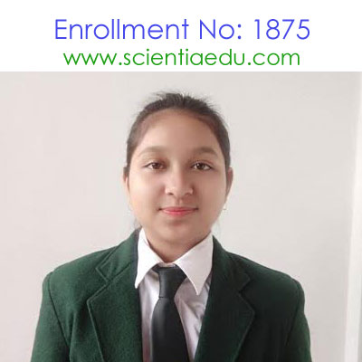 Enrollment No: 1875