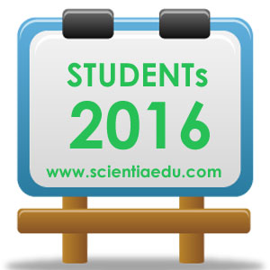Students 2016 Scientia Education